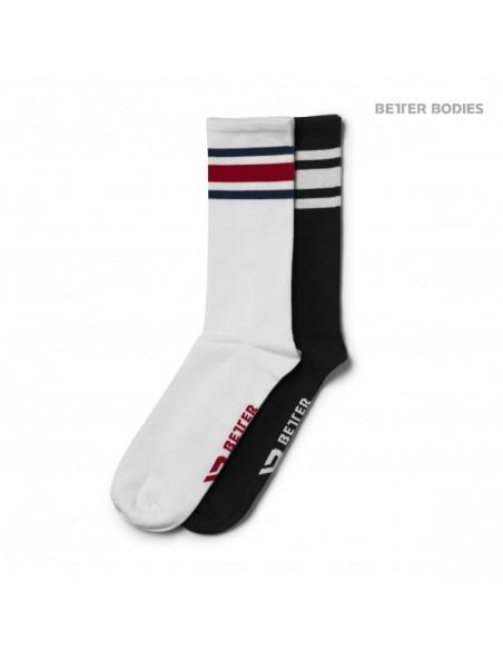 Brooklyn Socks 2-P