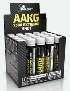 AAKG 7500 Extreme  20 fiale da 25 ml