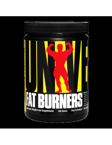 UL FAT BURNERS 100 TABS E/S