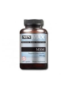 MSM 500 mg 180 V Cps