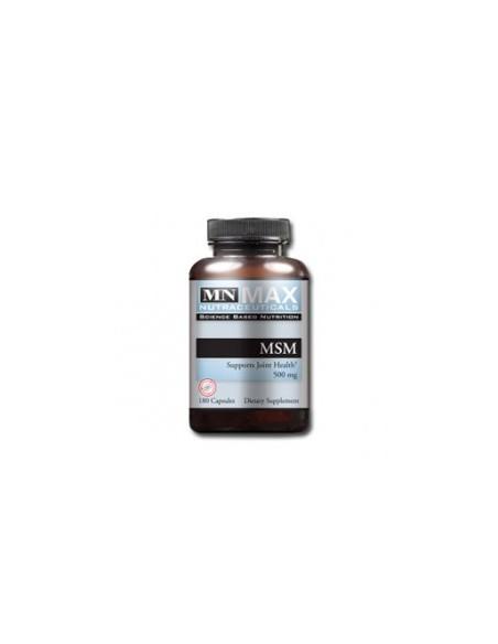 MSM 500 mg 180 V Caps