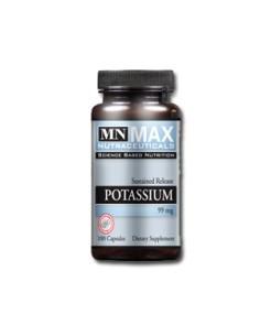 Potassium 99 mg 100 V Cps