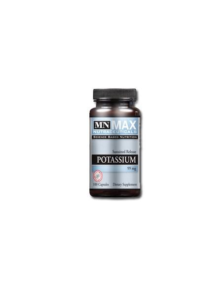Potassium 99 mg 100 V Caps