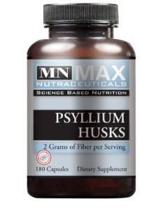 Psyllium Husk 180 V Cps