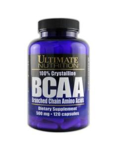 Massive BCAA 500 mg X 120 cps