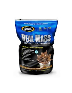 Real Mass Pro 6 lb