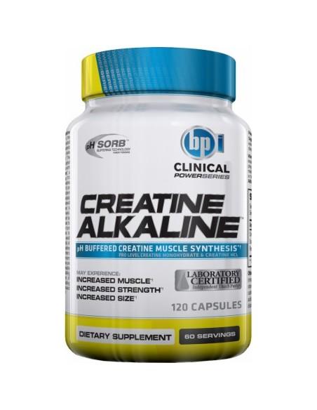 Power Series Crea Alkalin120 Caps