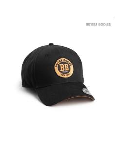 MENS BASEBALL CAP BLACK/GREY