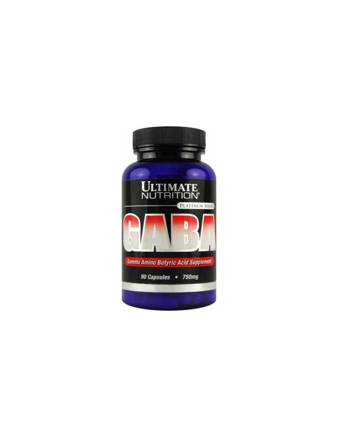 Gaba 750 mg 90 Caps