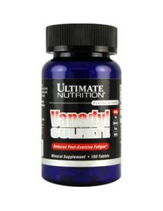 Vanadyl Sulfate 10 mg 150 Tab