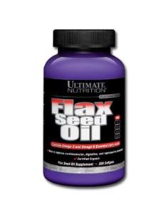 Flax Seed Oil 200 Softgel